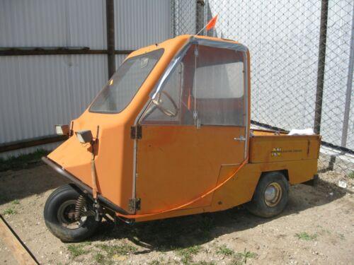Nordskog Electric Truck Model 139B -Very Rare!