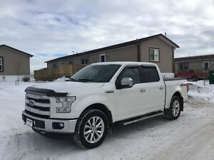For sale 2015 Ford F-150 Lariat