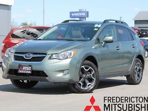 2014 Subaru XV Crosstrek Limited Package AWD | HEATED LEATHER...