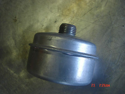 Genuine Nos Antique Briggs Stratton Gas Small Engine Round 3 Muffler