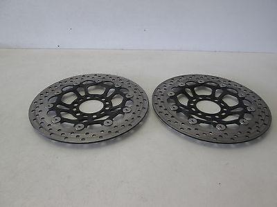 Bremsscheiben Scheibe Bremse Disk Brake vorn Hyosung GT 650 Naked /S/R 04-07