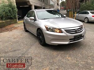 2012 Honda Accord EX-L + MANAGERS SPECIAL!