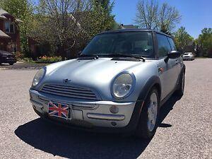 Mini Cooper 2002 à vendre