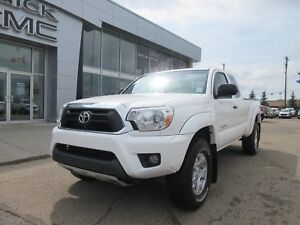 2015 Toyota Tacoma-TRD EDITION, 3M & REAR TINTED GLASS