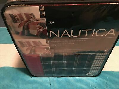 Nautica Ansell Pieced Cotton Quilt, Twin