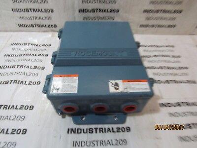 Rosemount 8712cr12 Magnetic Flow Transmitter New