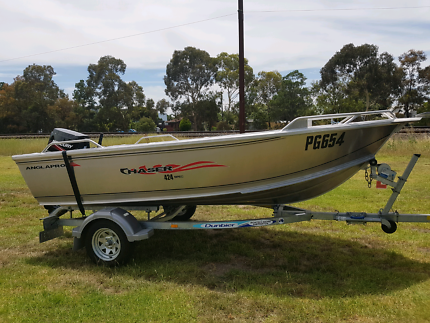 Anglapro 424 chaser spec AS NEW