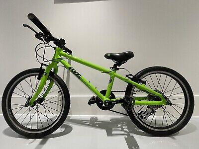 FROG 52 Children Kids pedal Bike Childs Boys Girls Bike UK green