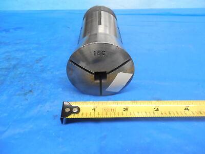 16c .4150 X .4360 Modified Recatngle Collet Od M47.5 X 1.75 Thread Lathe Cnc