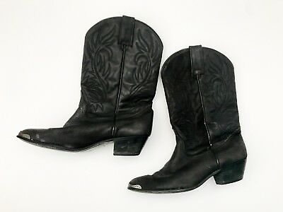 Vintage Acme Western Boots Womens 8