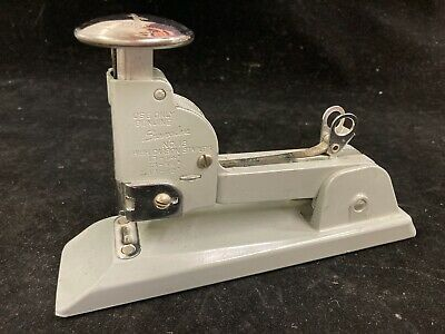 Vintage Swingline Stapler No. 13 - Made In Usa - Heavy Duty Well Constructed