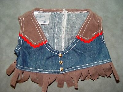 Western Themed Outfits (Build a Bear Clothes Clothing Outfit Western Themed Top with)