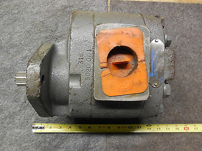 Taylor Forklift 2748180 Hydraulic Pump 3169610013 Parker Commercial New