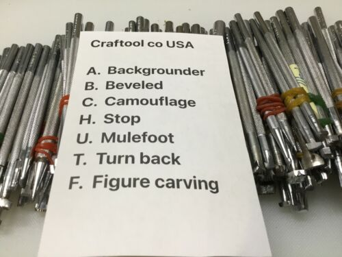 SELECT VIG CRAFTOOL CO USA LOT#02, see 2 pictures each Flat shipping rate $3.75