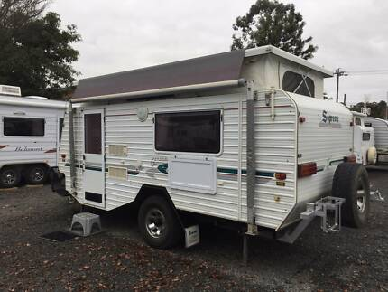 1999 Supreme Getaway Off-Road Caravan