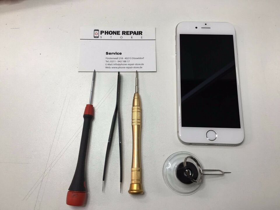 Handy Reparatur Wuppertal iPhone 5s 6s SE 7+ 8+ Xs XRDisplay Glas in Wuppertal