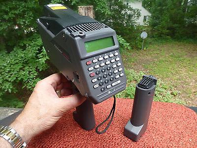 Monarch Pathfinder Ultra 6035 Monarch Paxar Barcode Scanner Printer