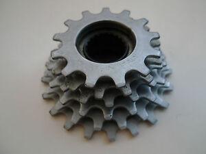 Regina-Extra-NOS-CX-S-6-Speed-freewheel-13-21-cogs-campagnolo-compatible
