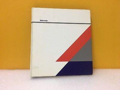 Tektronix 070-8317-01 Tds 520 540 Digitizing Oscilloscopes Users Manual