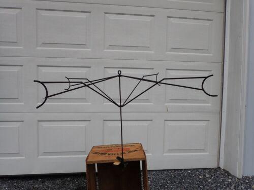 Antique Vintage Metal Swift Yarn Winder Sewing Tool