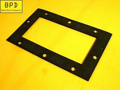 Heater Cover Plate Rectangular Gasket 6x10 8 Hole Weil-mclain 590-317-579