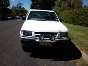 2001 Holden Rodeo Ute Armidale Armidale City Preview