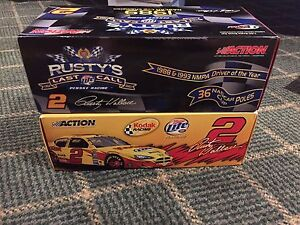 Rusty Wallace 1/24 Diecast Collection