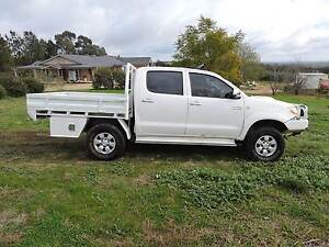 2008 Toyota Hilux Ute Young Young Area Preview