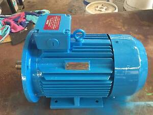 7.5 KW 3 Phase Electric Motor Coconut Grove Darwin City Preview