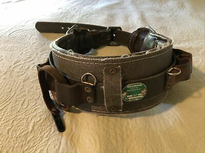 Buckingham Linemans Utility Climbing Belt Size D23