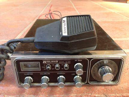 Midland Model 13-892 CB radio working