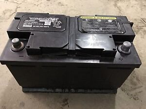 Battery from a Chrysler 300