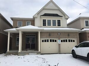 Beautiful 4Bedroom House for Rent in Bowmanville