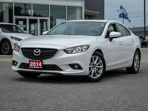 2014 Mazda Mazda6 GS-L, LEATHER, NAVI