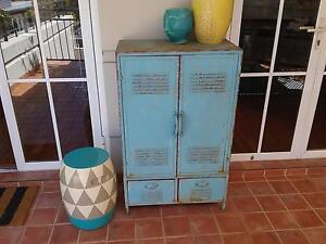 Rustic locker and stool East Perth Perth City Area Preview