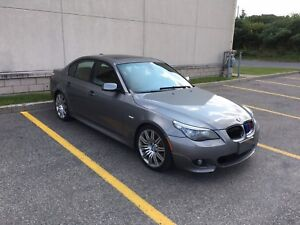 BMW 550i M package 2008