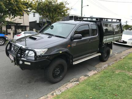 2014 Toyota Hilux SR Extra Cab **12 MONTH WARRANTY** Coopers Plains Brisbane South West Preview