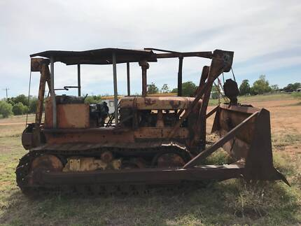 Allis chalmers HD10 dozer