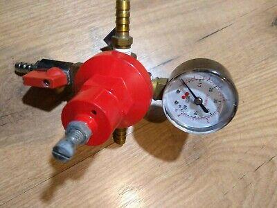 Co2 Keg Pressure Regulator For Draft Beer Kegerators Micro Matic.