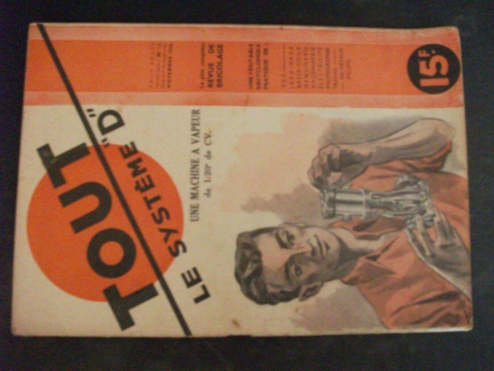 ** tout sur le système d novembre 1946 lit escamotable / bibelots en métal