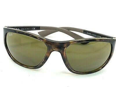 Ray Ban RB4307 Men's 710/73 Sunglasses Havana Tortoise Brown Lens 61-18 130mm