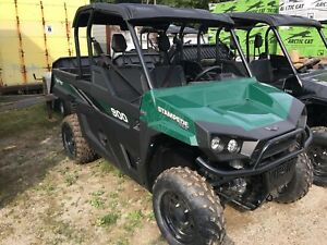 2017 Textron Off Road New Stampede 900 EPS 4x4 (Demo)
