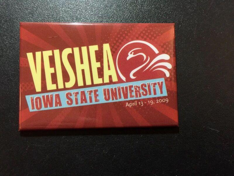 Veishea 2009 Button Iowa State University Rare