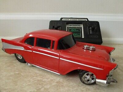 JRL Toys Red Chevy Battery Operated Car 8