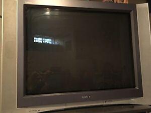 """Sony Trinitron 36"""" TV Free"""