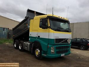 VOLVO FH520 I-SHIFT 2007 MODEL!Tipper  Brand new tipper body St Albans Brimbank Area Preview