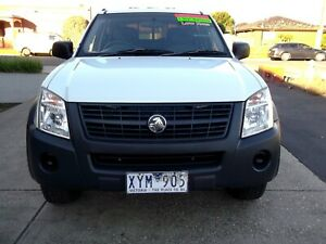2007 Holden Rodeo LX  AUTOMATIC Bacchus Marsh Moorabool Area Preview