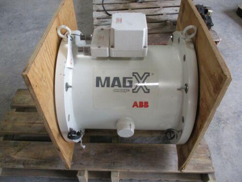 ABB MAGX FISCHER PORTER FLOW TUBE SN#02W020543 3.73GPM #2151014B NEW