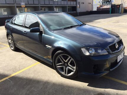 Holden Commodore 2009 SV 6 South Yarra Stonnington Area Preview