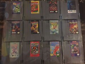 Selling a bunch of my lower end NES games here folks!!!